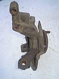 Поворотный кулак передний правый (ступица в сборе) Mazda 323 BJ 1997-2002г.в. без АБС, фото 3