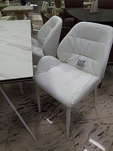 Стул SEVILLA (Севилья) белый от Niсolas, экокожа