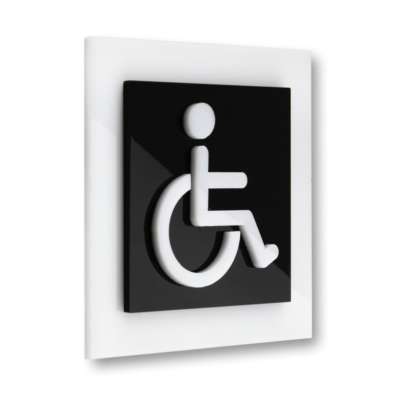 Таблички для вбиральні