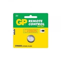 Батарейка GP CR2025 * 1 (CR2025-U5)