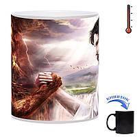 Чашка-хамелеон Вечная Борьба 330 мл