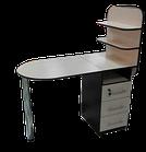 Маникюрный складной стол Овал-би, фото 2