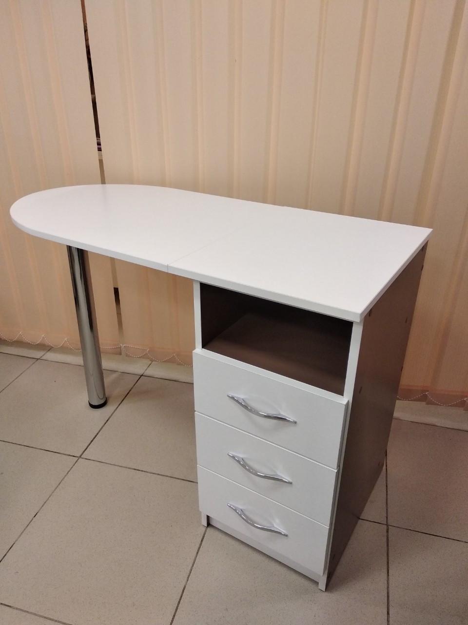 """Маникюрный стол складной """"Вдохновение"""""""