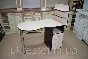 Маникюрный складной стол Желана