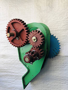 Механизм передач (редуктор) туковый КРНВ под цепь  КРН 46.160-02