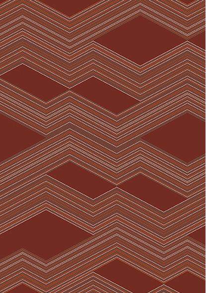 Безворсовый ковер-рогожка Balta Стар серый ломаные линии