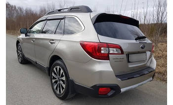 Вітровики Subaru Outback V 2015 дефлектори вікон