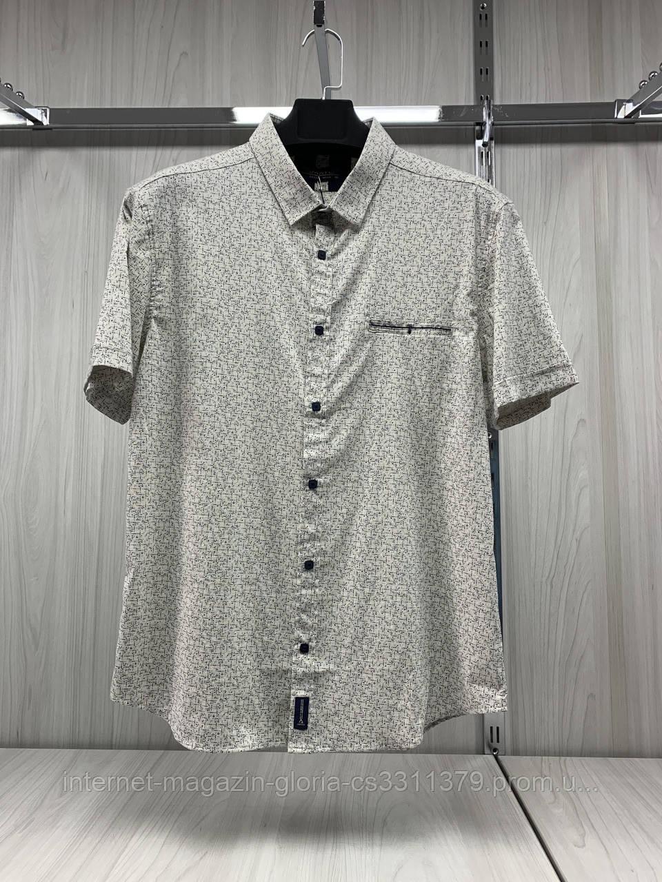 Мужская рубашка Amato. AG.KG19695-v03. Размеры: L,XL,XXL.