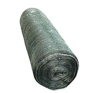 Затеняющая сетка плотность 90% 1,5*100 м хаки Украина