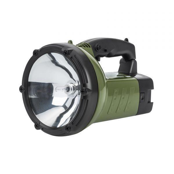 Прожектор пошуковий для човни, катери, яхти P002-12V 35W 3000LM 12В