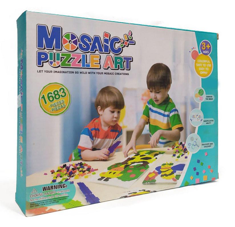 Конструктор мозаика 35102