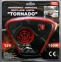 "CarCommerce - ""TORNADO"", 42017, автомобильный тепловентилятор, 150W, 12V"