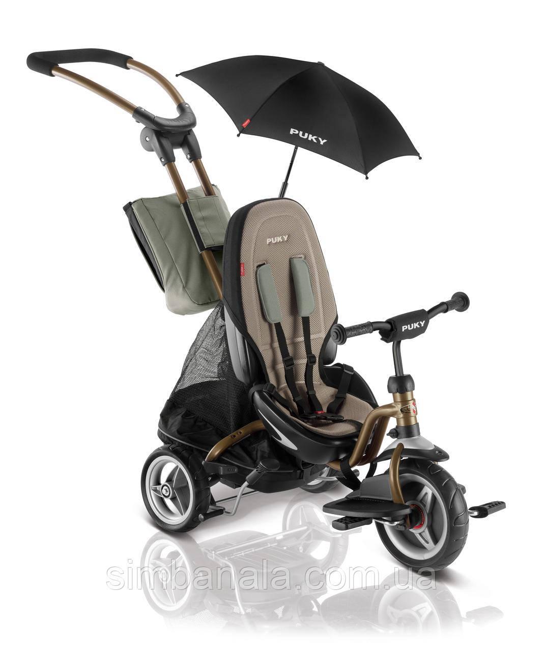 Трехколесный велосипед Puky CAT S6 Ceety (бронзовый/bronze)