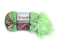 YarnArt Nancy Baby, Салат №337