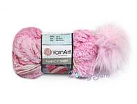 YarnArt Nancy Baby, Розовый №333