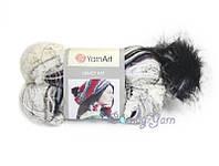 YarnArt Nancy Hat, №701