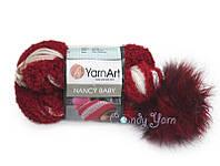 YarnArt Nancy Baby, Красный №336