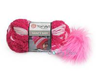 YarnArt Nancy Baby, Малина №330