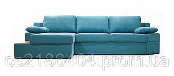 """Кутовий розкладний диван-ліжко у якусній миючій гогудій таканині """"MUTI"""""""