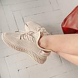 Жіночі кросівки Inshoes бежеві, фото 2