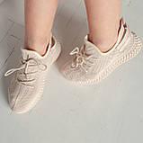 Жіночі кросівки Inshoes бежеві, фото 3