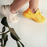 Жіночі кросівки Inshoes бежеві, фото 4
