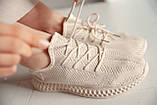 Жіночі кросівки Inshoes бежеві, фото 5