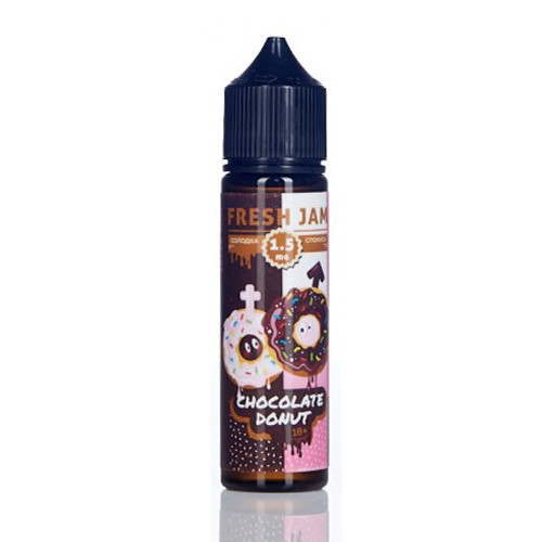 Жидкость Black Triangle Fresh Jam - Chocolate Donut 60ml