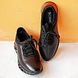 Кросівки чоловічі чорні, фото 2