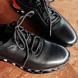 Кросівки чоловічі чорні, фото 5