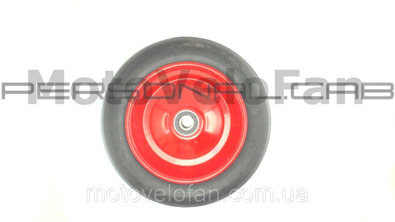 Колесо   3,00 -8   TL   (литая резина, под ось d-20мм )   MRHD