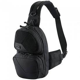 M-Tac сумка Buckler Bag Elite Hex черная