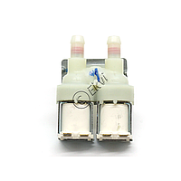 Клапан 23498 (0.6 литр в мин) двойной для льдогенератора Brema (универсальный)
