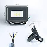 Прожектор Biom S5-SMD-10-SLIM, фото 2