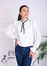 """Модная женская блуза """"Mentola""""В И"""