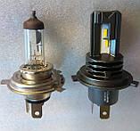 Лампа LED Cyclone H4 type-33 5000k 4600Lm, фото 4