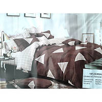 Сатиновые наборы постельного белья .Комплекты постели евро сатин. Постельное евро размер