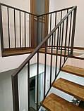 """Перила, ограждения для лестницы, террасы в современном стиле """"Лофт"""", фото 2"""