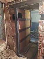 Резка проема в кирпичной стене,толщина 1,5 метра Харьков., фото 1