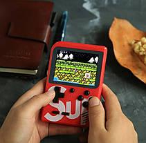 Ретро приставка Sup Game box 400 8-бит, фото 2