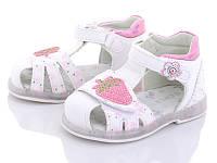 Летняя обувь 2020 Красивые детские босоножки для девочек от фирмы CBT T(22-27)