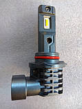 Лампы LED Cyclone HB3 9005 type-33 5000k 4600Lm, фото 2