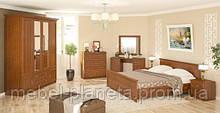 """Модульна спальня, спальний гарнітур """"Даллас"""" (Мебель-Сервіс)"""