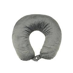 Дорожная подушка для путешествий, Серый
