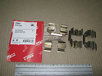 ⭐⭐⭐⭐⭐ Колодки тормозные комплект монтажный ДЕО LANOS 1.5, MATIZ передние (производство  TRW) ДЕО, PFK455