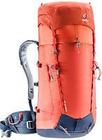 Штурмовой рюкзак Deuter Guide Lite красный30 л