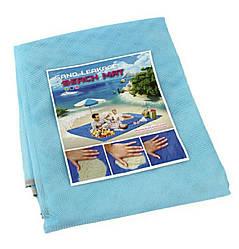 Пляжний килимок анти-пісок Sand-free Mat 2*2 м