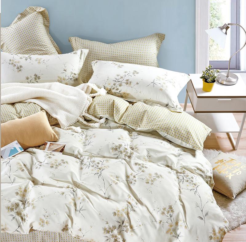 Комплект постельного белья Love You VIP TLG 19011 КПБ евро