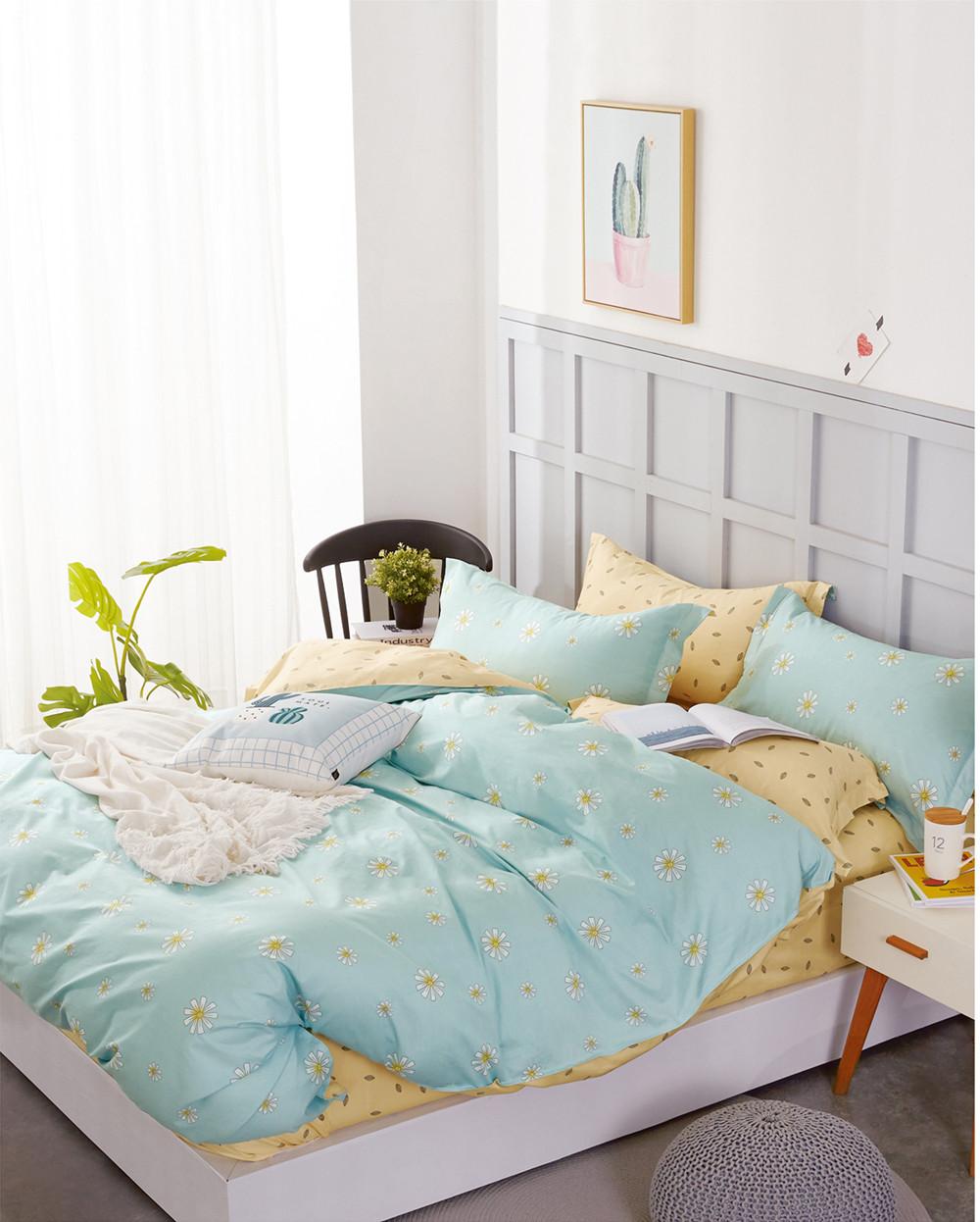 Комплект постельного белья Love You TL 191130 КПБ евро