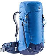 Туристический рюкзак Deuter Guide синий 34 л